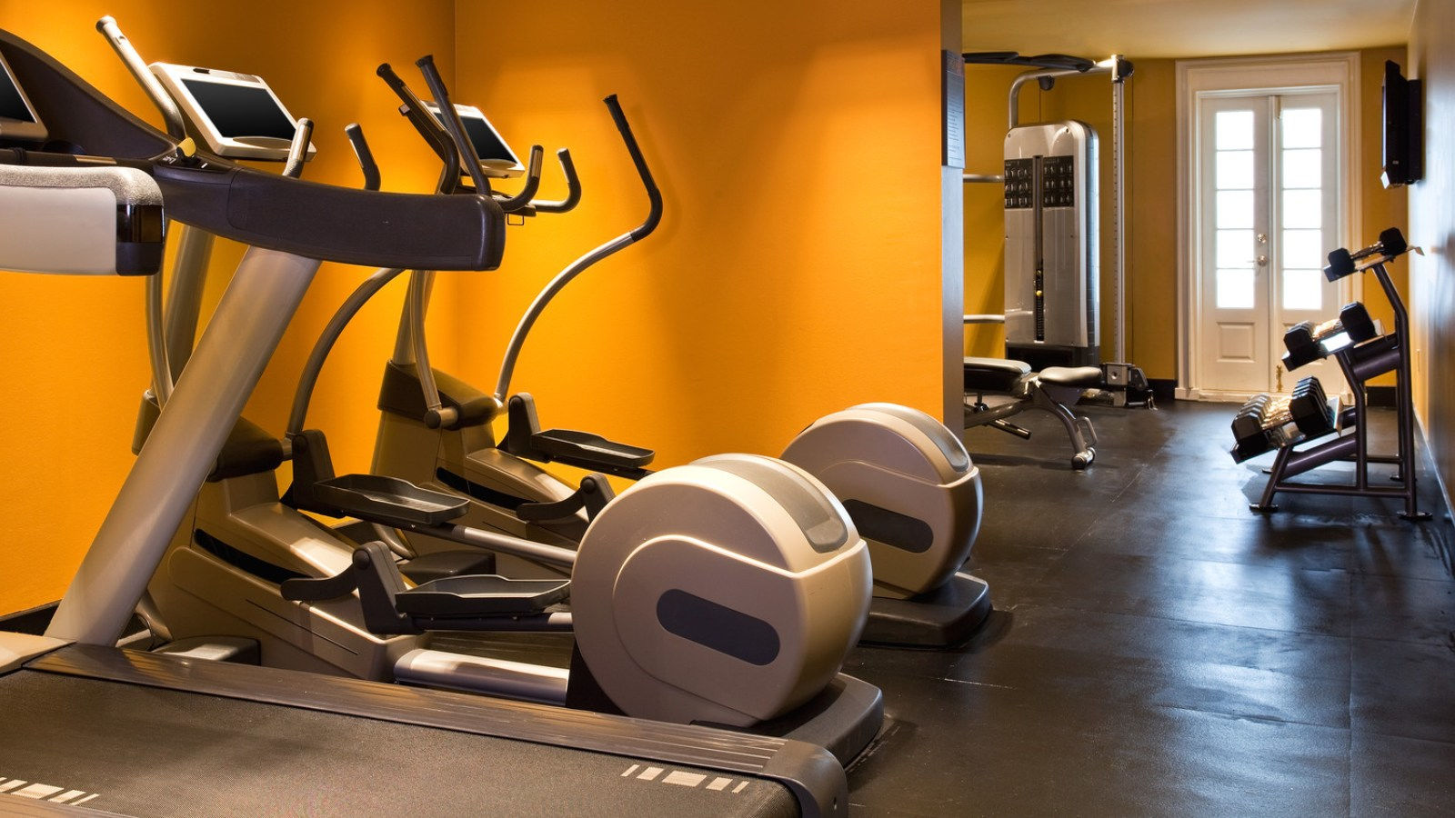 W New Orleans - French Quarter | FIT Fitness Center