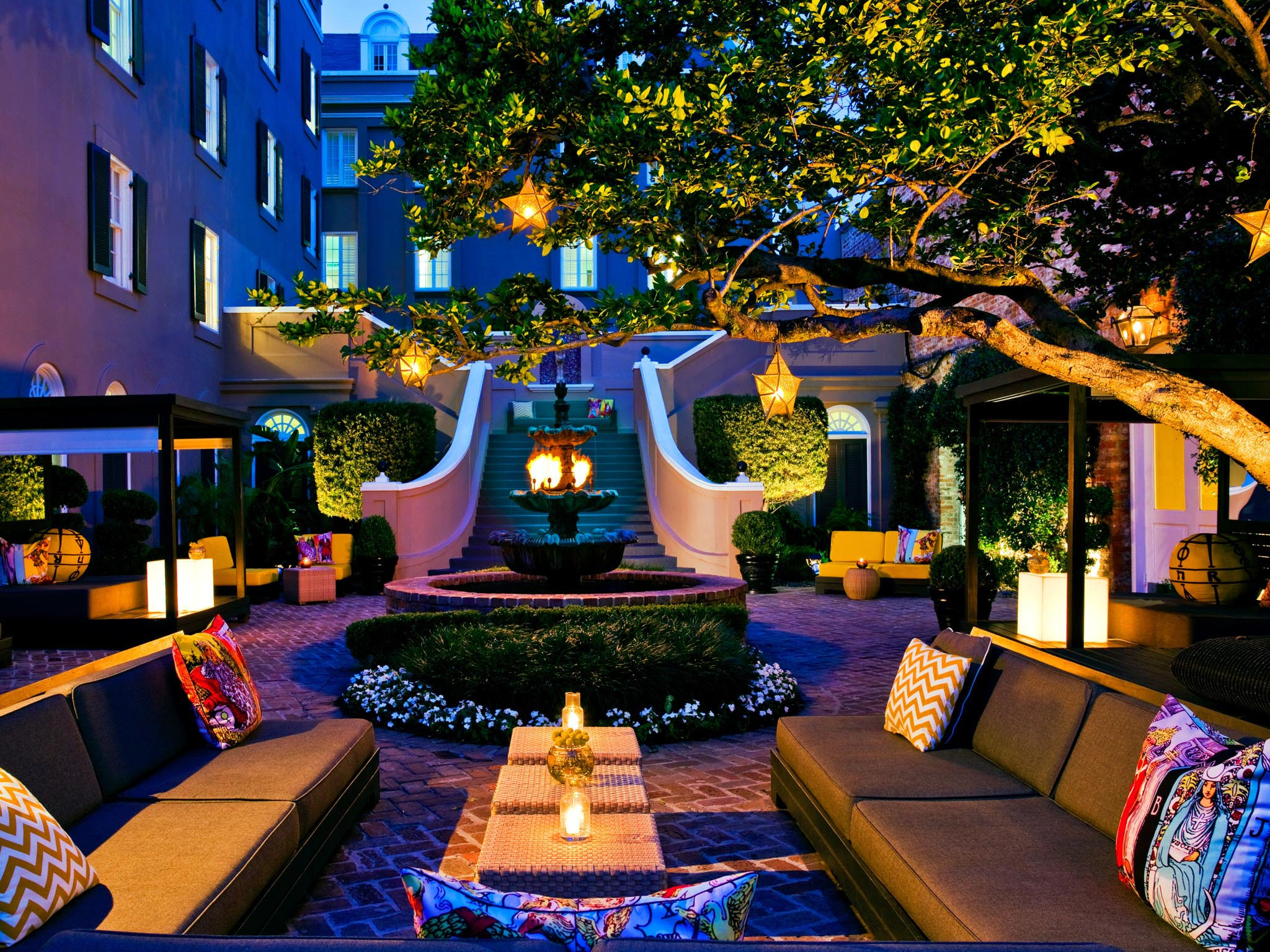 New Orleans Luxury Hotels W New Orleans French Quarter