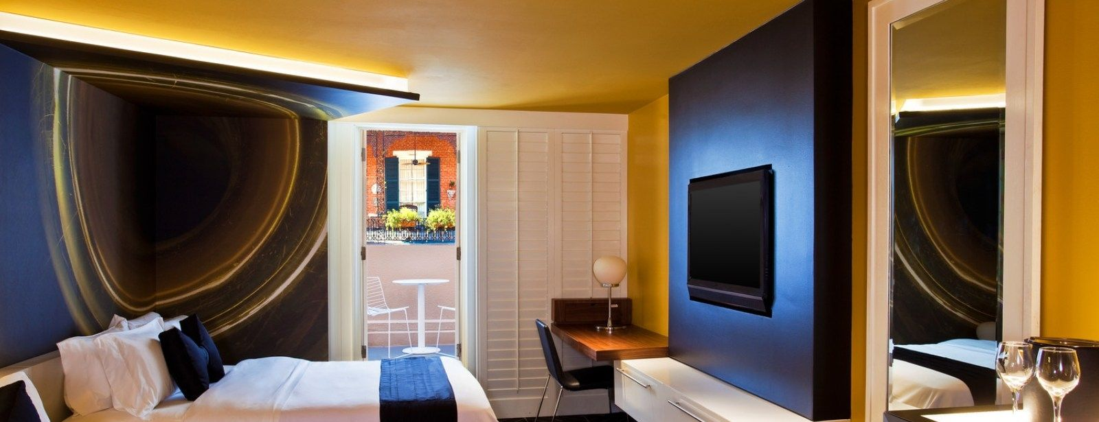 French Quarter Guest Rooms